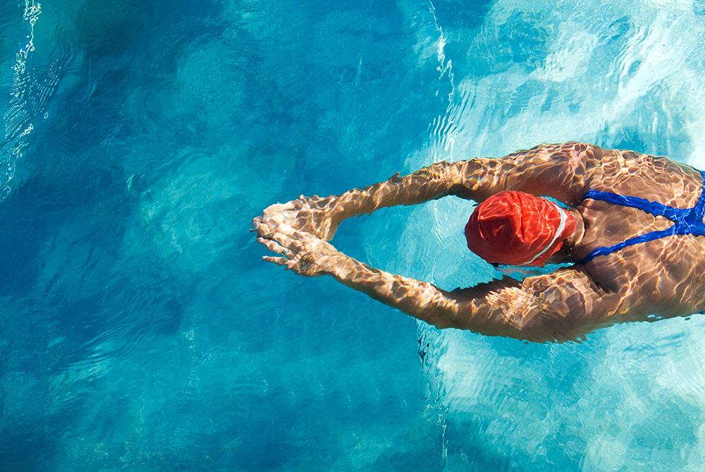 La natation pour les adultes